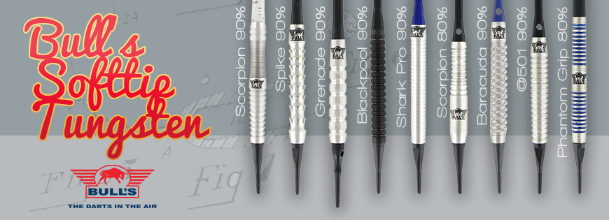Bulls Softtip Darts