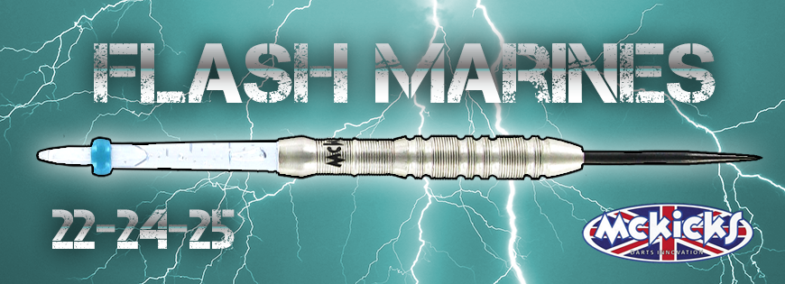 Flash Marines 80% Darts