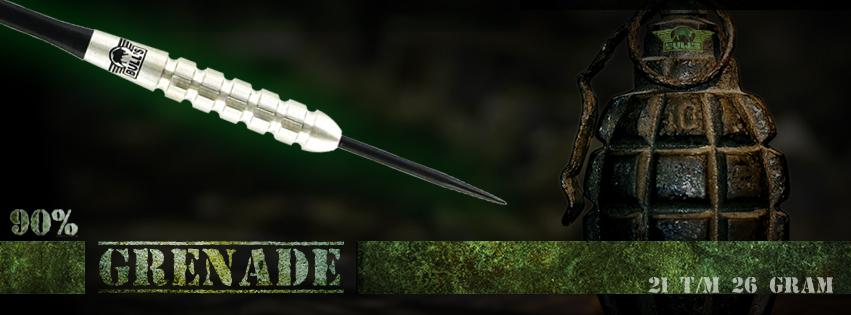 Grenade 90% Darts