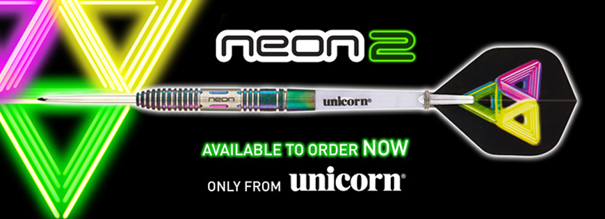 Neon 90% Darts