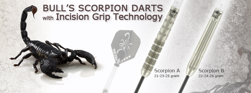 Scorpion 90% Darts