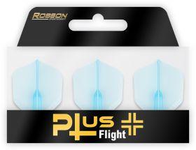 Robson Plus Flight Crystal Clear Std. Blue