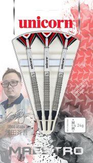 Softtip Maestro Seigo Asada P2 90%   Unicorn   Darts Warehouse