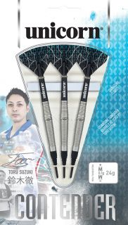 Softtip Contender Toru Suzuki 90%   Unicorn   Darts Warehouse