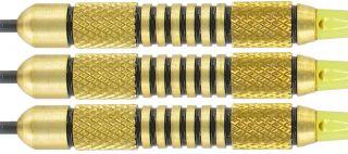 Speedy Yellow 19 gram | McKicks Dartpijlen Kopen | Darts Warehouse