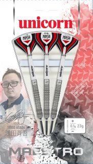 Seigo Asada P2 90% Unicorn Maestro Dartpijlen | Darts Warehouse