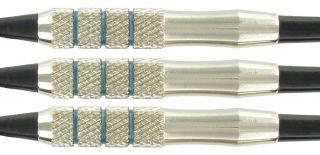 Softtip Bull's Roulette   Nickel Silver Darts   DartsWarehouse