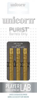 Softtip Maestro Joe Cullen Gold 80% | Unicorn | Darts Warehouse