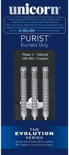 Evolution Purist Phase 3 Curve 90%   Darts Warehouse