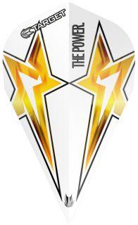 Target Phil Taylor Vision G3 Vapor White Star   Darts Warehouse