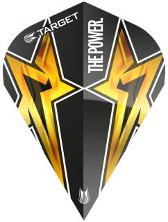 Target Phil Taylor Vision G3 Vapor S Black Star   Darts Warehouse