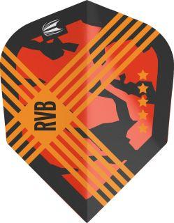 Vision Ultra RvB Ten-X Target Dartflights | Darts Warehouse