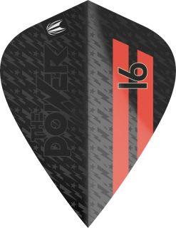 Target Dartflights   Phil Taylor The Power G7 Kite   Darts Warehouse