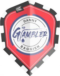 Vision Ultra Danny Baggish 90 Std.6 Target Dartflights   Darts Warehouse