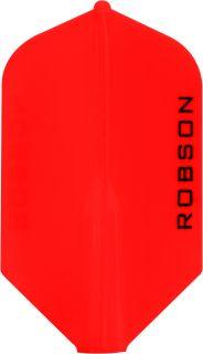 Bull's Robson Plus Flight Slim Red   Darts Warehouse
