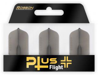 Robson Plus Flight Crystal Clear Slim Black