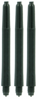 Nylon 'The Original' Shaft Black Medium 100 sets | Darts Warehouse