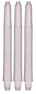 Nylon 'The Original' Shaft White Medium 100 sets | Darts Warehouse