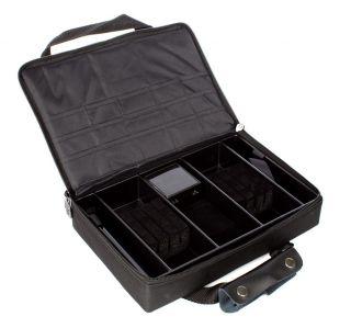Ubertas Case Carbon Bull's Dartcase | Darts Warehouse