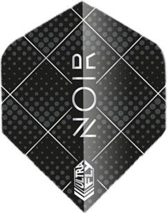UltraFly Std. Noir Dot Unicorn Flight | Darts Warehouse