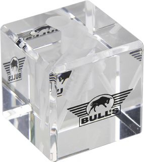 Bull's Dice Darts Display (3 darts)