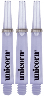 Unicorn Gripper 3 Mirage Purple Short   Darts Warehouse