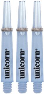 Unicorn Gripper 3 Mirage Blue Short   Darts Warehouse