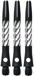 Unicorn Premier Aluminium Short Black Shafts | Darts WareHouse
