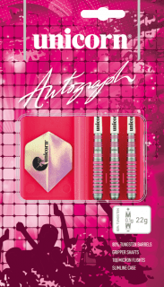 Autograph Pink Unicorn Dartpijlen | Darts Warehouse