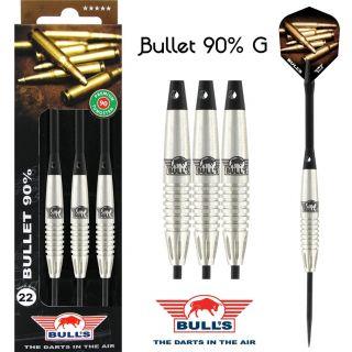 Bulls Bullet Grooved Dartpijlen Kopen   Darts Warehouse