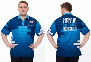 Bull's Martin Schindler Matchshirt   Darts Warehouse