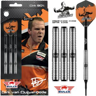 Softtip Dirk van Duijvenbode 90% | Bull's Darts