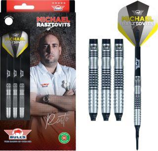 Softtip Michael Rasztovits 90% Bull's NL Darts | Darts Warehouse