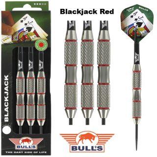 Black Jack Red | Bulls Dartpijlen Kopen | Darts Warehouse