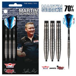 Martin Schindler The Wall 70% Steeltip   Darts Warehouse