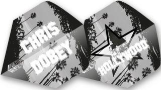 UltraFly Chris Dobey Big Wing Unicorn Flight | Darts Warehouse