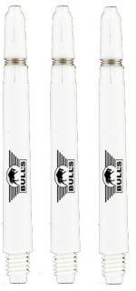 Nylon + ring Medium White   Darts Warehouse