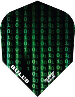 Bull's Powerflight Std.6 Virus | Darts Warehouse