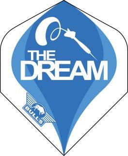Bull's Powerflite P Steyer the Dream Flight | Darts Warehouse