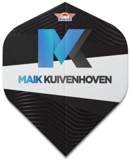 Powerflite P Maik Kuivenhoven 2 Flight Bull's | Darts Warehouse