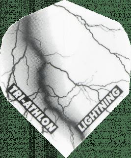 Triathlon Lightning Std. White