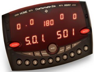Dartsmate Elite | Elektronisch Scorebord | Darts Warehouse