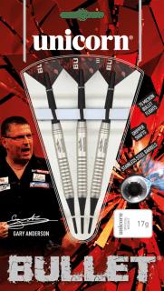 E-Darts Bullet Gary Anderson P2 Dartpijlen   Darts Warehouse
