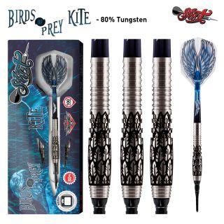 Shot Birds of Prey Kite 80% Softtip Darts   Darts Warehouse