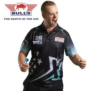 Bull's Max Hopp Matchshirt 2018 | Darts Warehouse