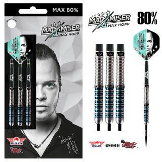 Bull's Max Hopp 80% Max80 Steeltip | Darts Warehouse