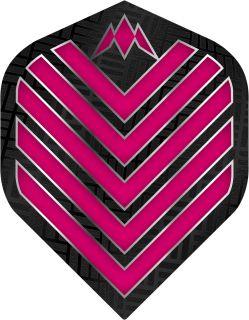 Mission Admiral Std. Pink Dartflight   Darts Warehouse