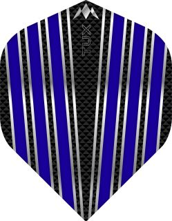 Mission Tux Std. Dark Blue Dartflight | Darts Warehouse