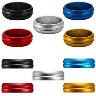 Mission F-Lock Aluminium Rings 2 mm | Darts Warehouse
