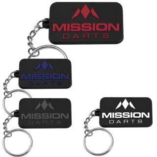 All Mission Logo Keyrings | Dartshop Darts Warehouse